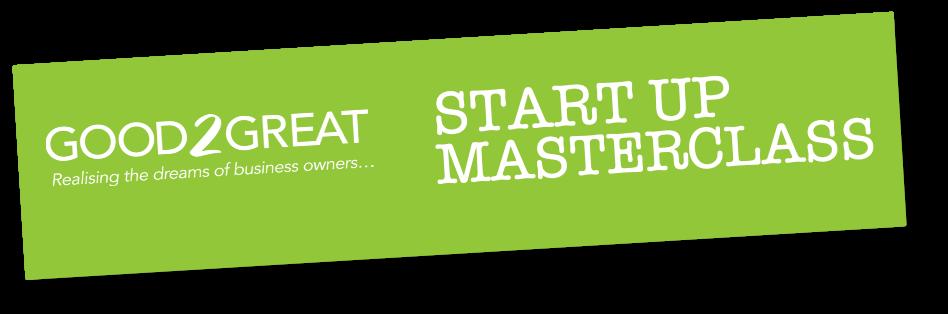 Start Up Masterclass