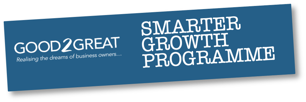 Smarter Growth Programme